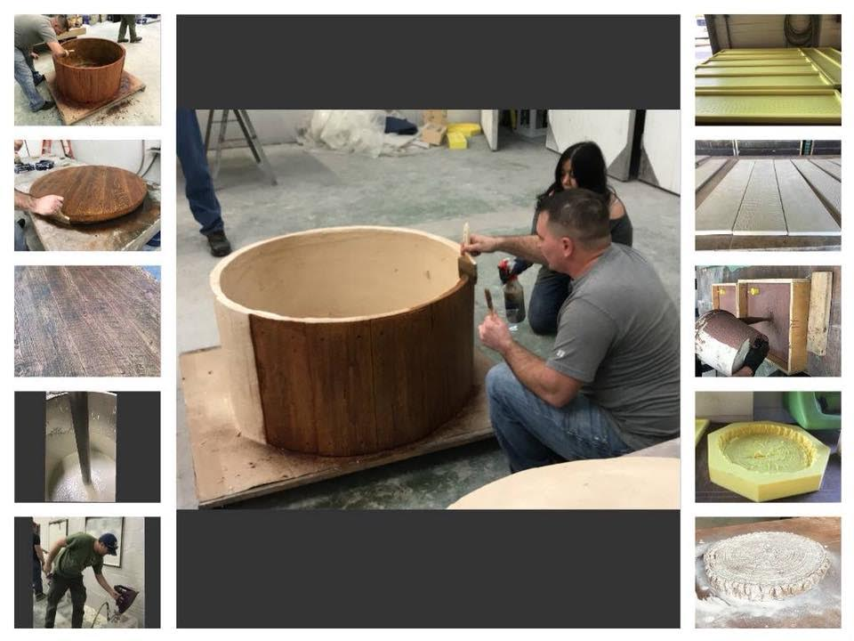 The Best Custom Concrete Furniture In Eugene Or